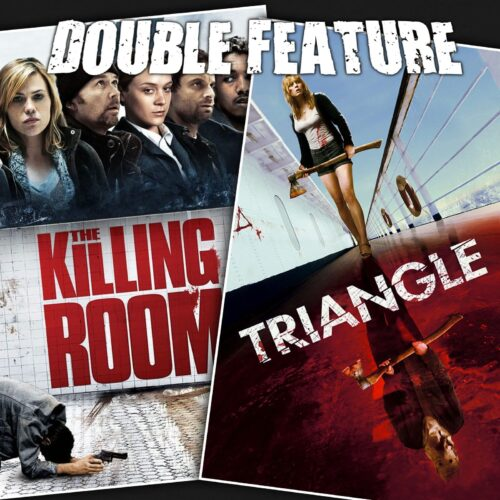 The Killing Room + Triangle