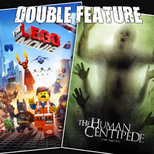 The Lego Movie + The Human Centipede