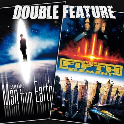 The Man From Earth + The Fifth Element