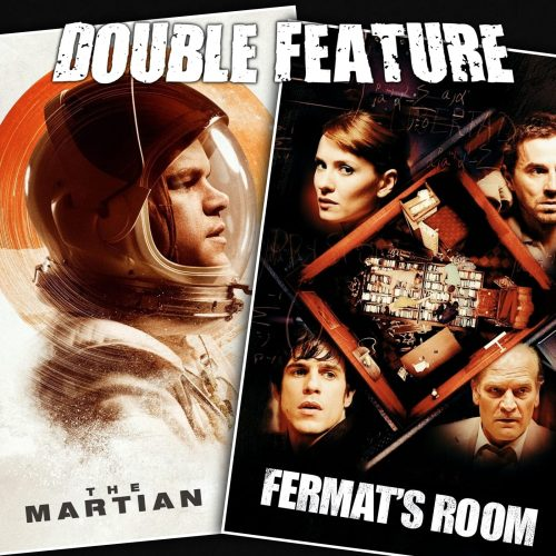 The Martian + Fermat's Room