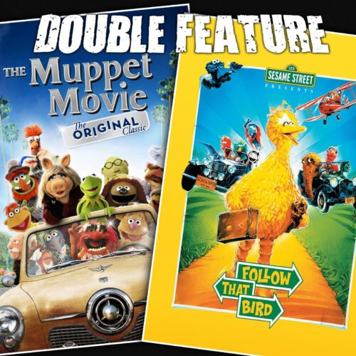 The Muppet Movie + Follow That Bird