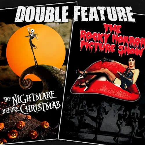 The Nightmare Before Christmas + The Rocky Horror Picture Show