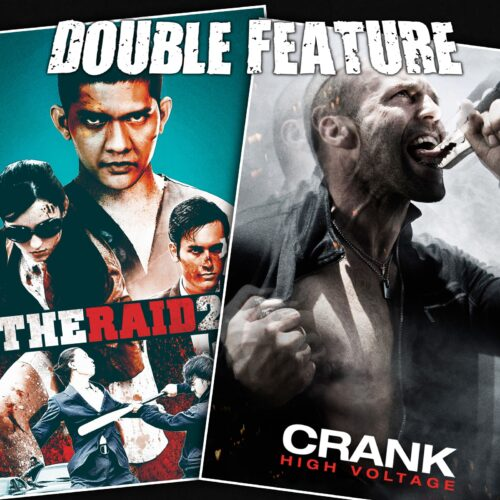 The Raid 2 + Crank 2: High Voltage