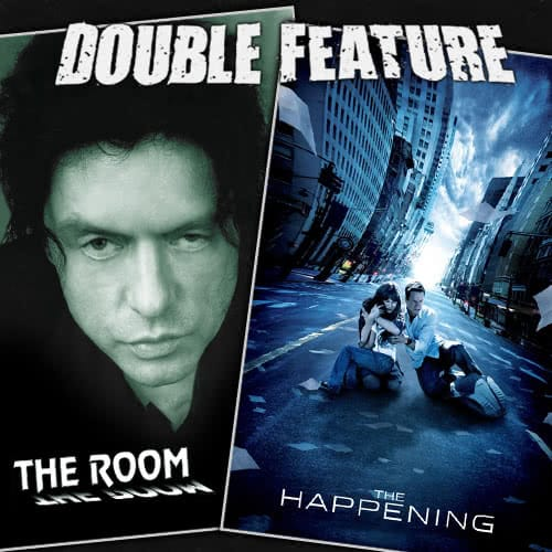 The Room + The Happening