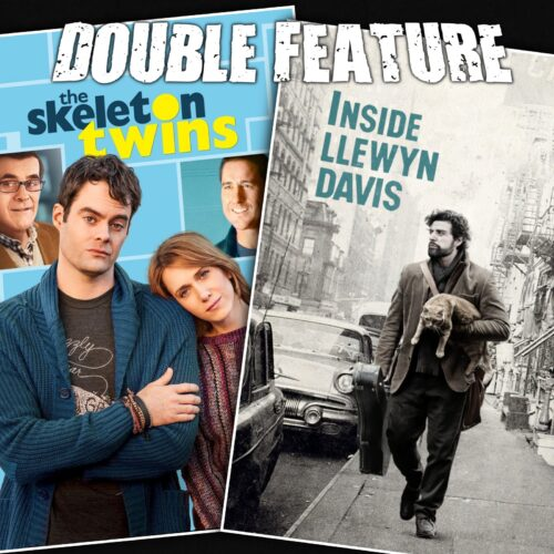 The Skeleton Twins + Inside Llewyn Davis