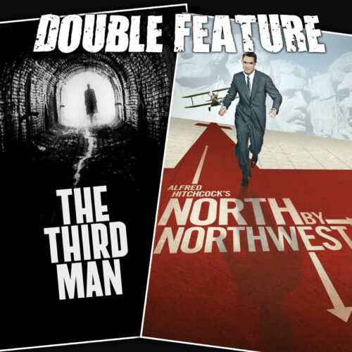 The Third Man + North By Northwest