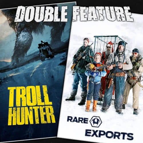 Troll Hunter + Rare Exports