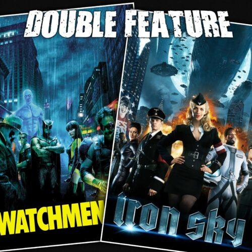 Watchmen + Iron Sky