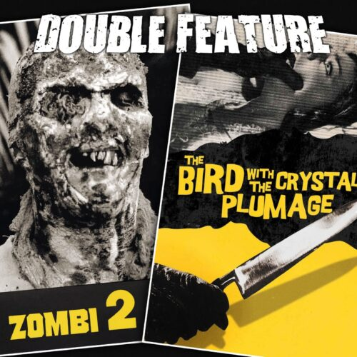 Zombi 2 + The Bird with the Crystal Plumage