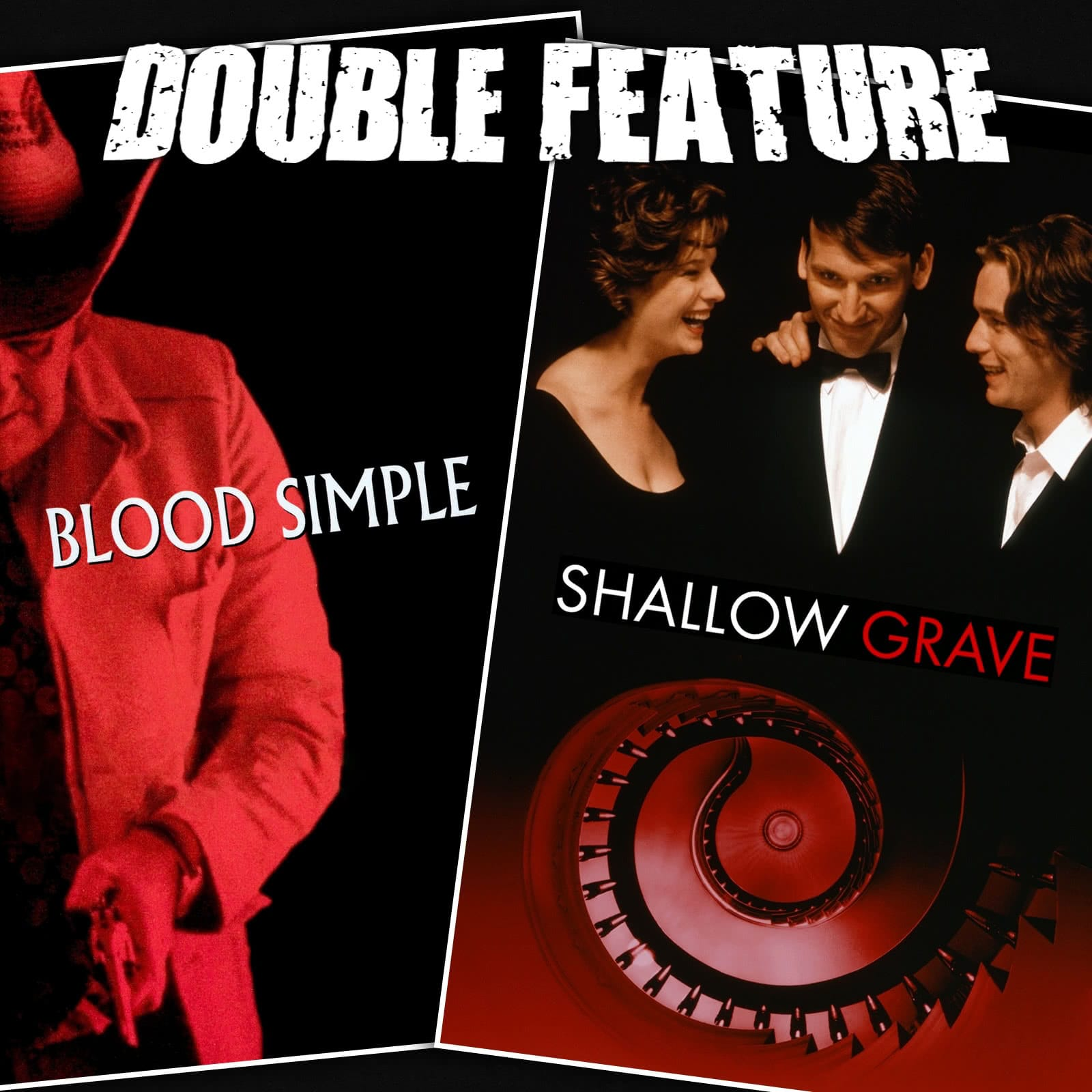 Blood simple movie posters