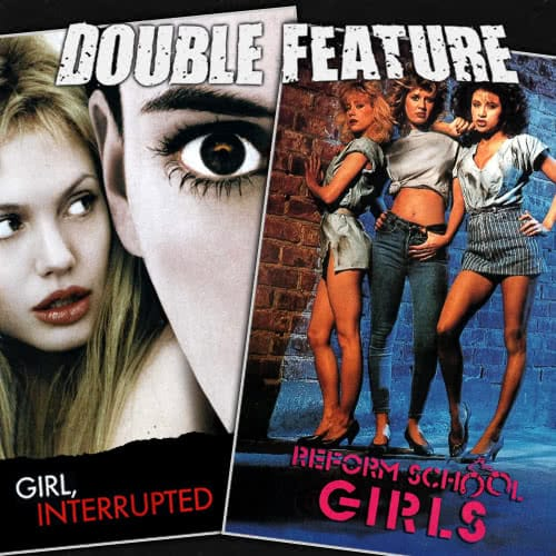 Girl, Interrupted  Reform School Girls  Double Feature-1958