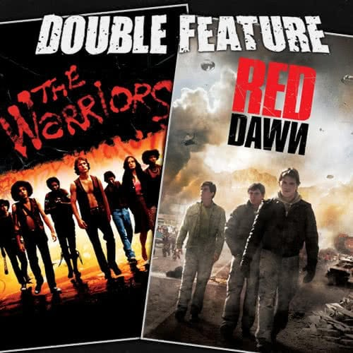 Warriors Of The Dawn: The Warriors + Red Dawn
